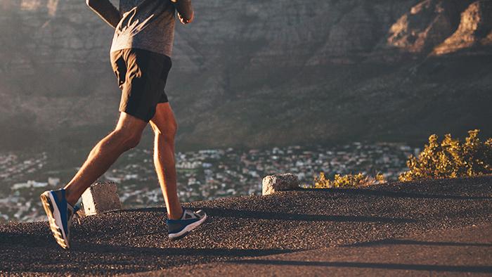легкие пробежки