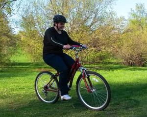 Обучение езде на велосипеде для детей и взрослых