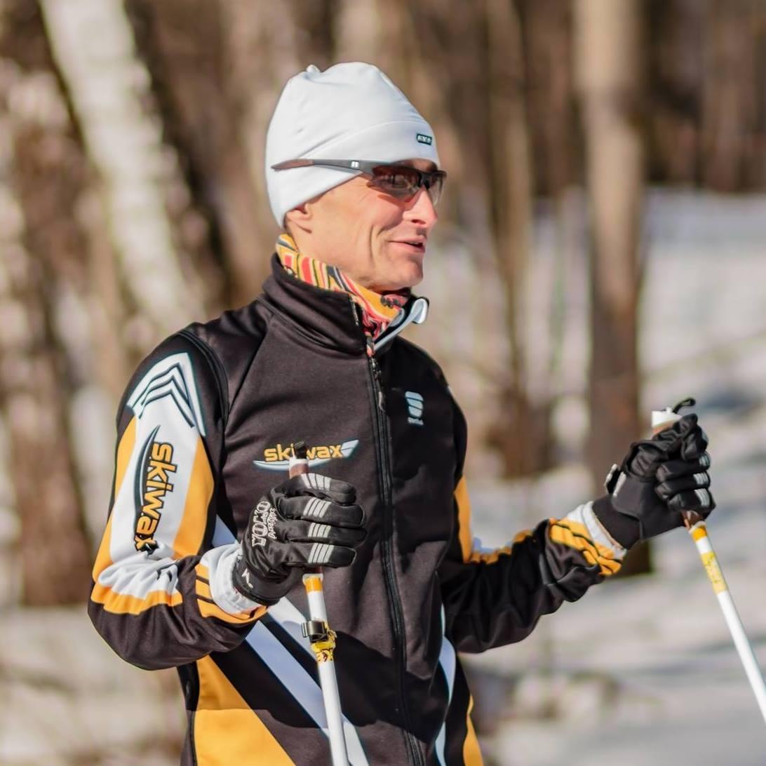 Игорь Педос - тренер по беговым лыжам