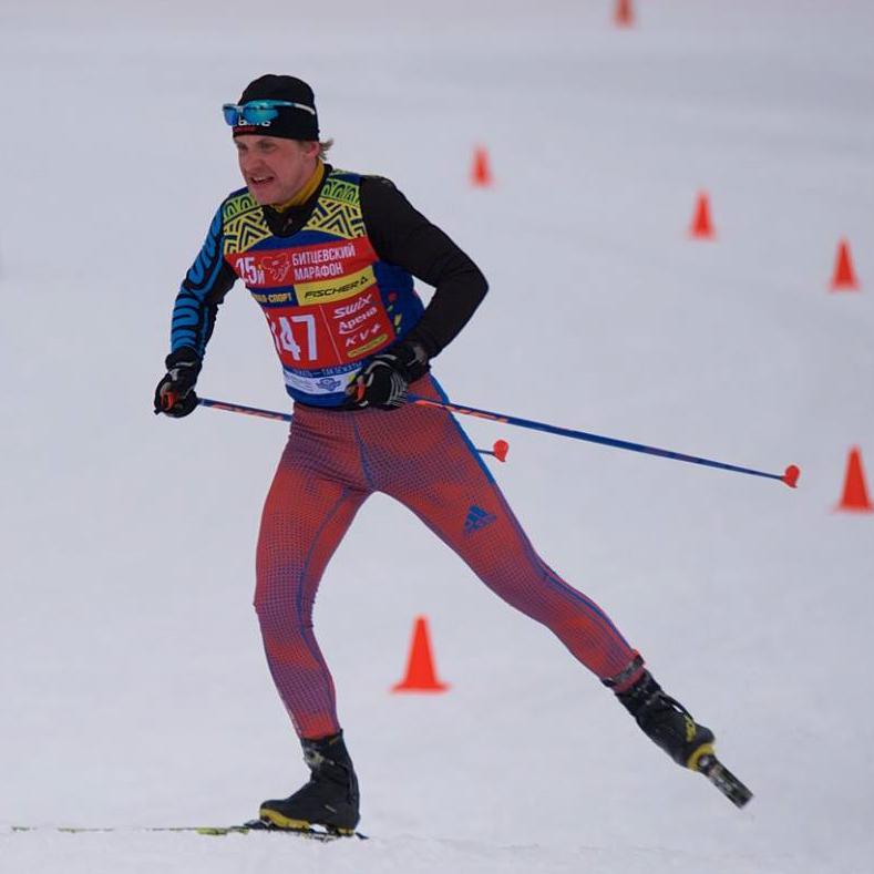 Алексей Мячин - тренер клуба STRELA по беговым лыжам, лыжероллерам, бегу, функциональной подготовке