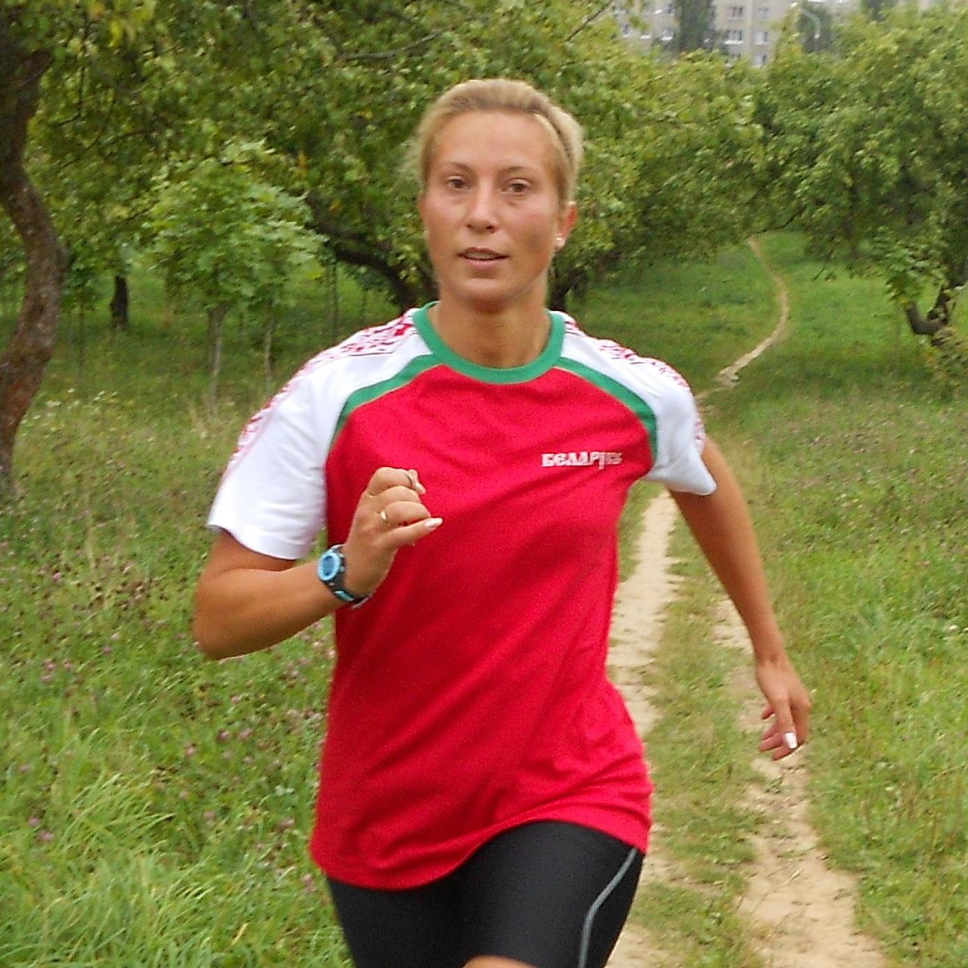 Светлана Послухаева - тренер по бегу