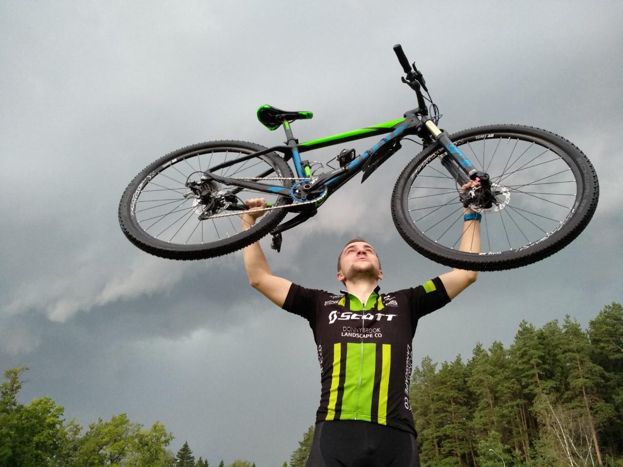 Федор Андронов - тренер по велоспорту, беговым лыжам, бегу, ОФП, скандинавской ходьбе