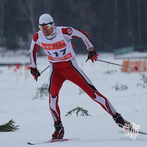 Евгений Литвинов - тренер клуба STRELA по беговым лыжам, лыжероллерам, бегу