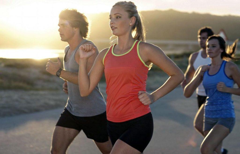 бег для начинающих с клубом STRELA
