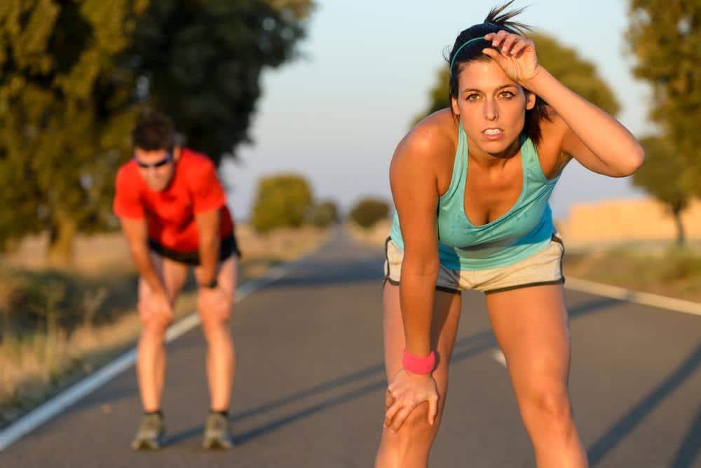 начало бега - как избежать неприятных ощущений?