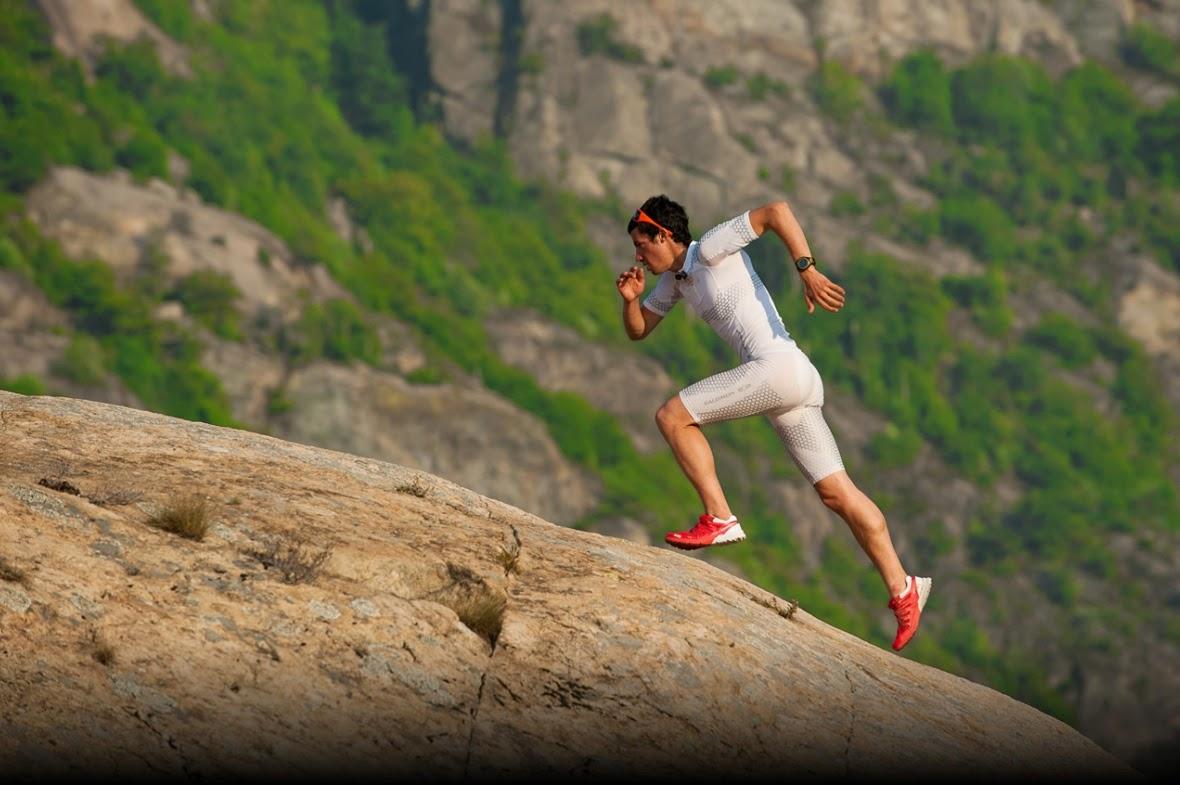 Тренировки: бег по холмам (бег в гору)