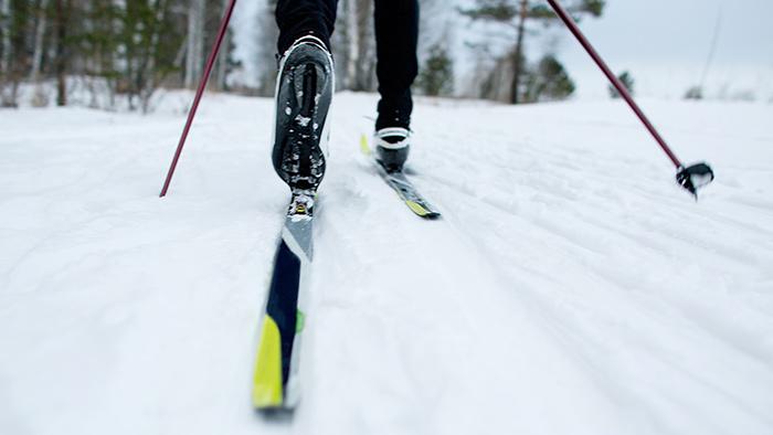 как улучшить технику катания на лыжах