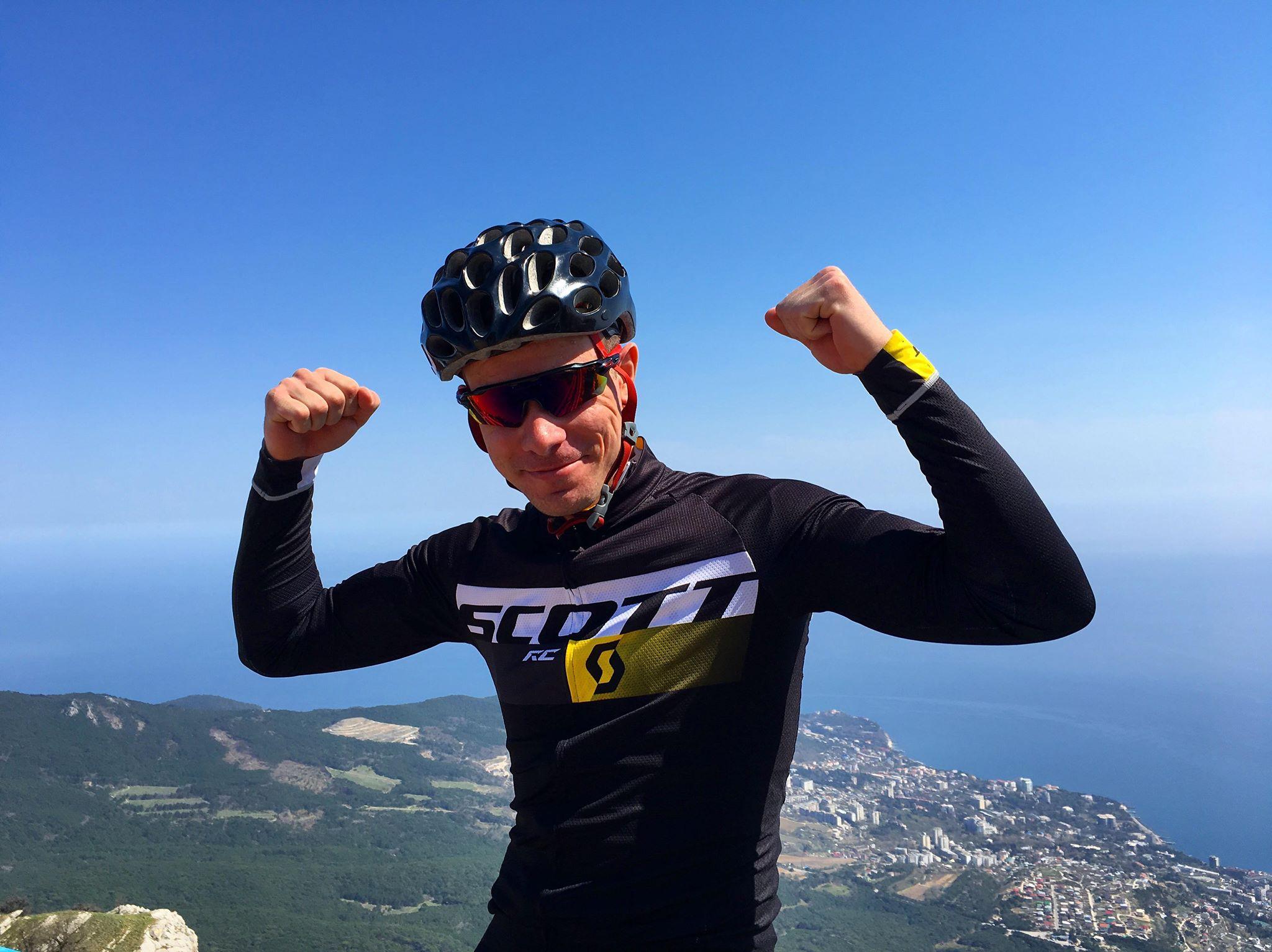 Александр Поляков - тренер по велоспорту, беговым лыжам