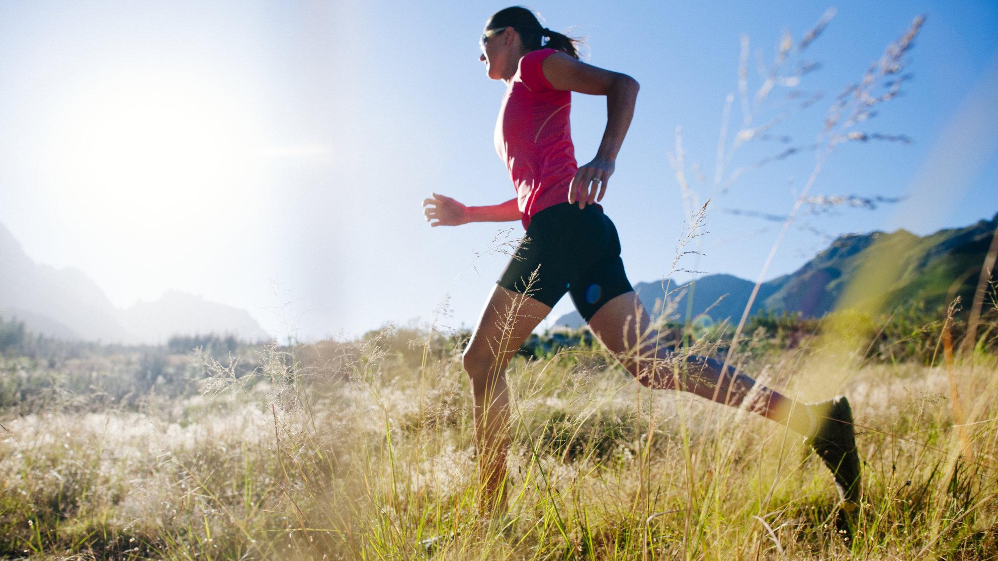 Кросс - бег по пересеченной местности