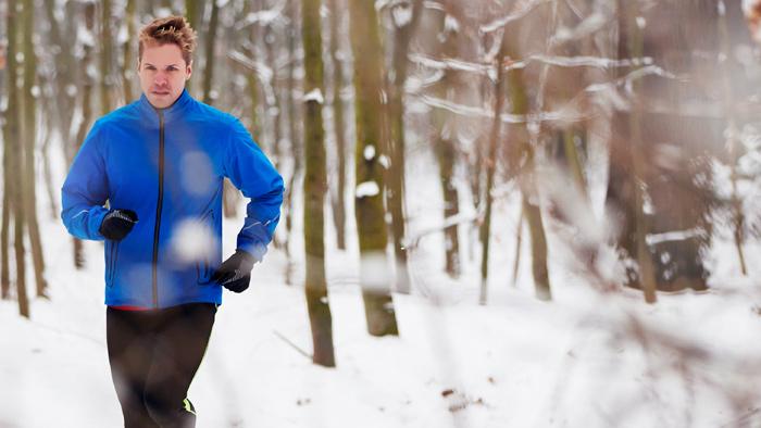 подготовка к весеннему марафону начинается зимой