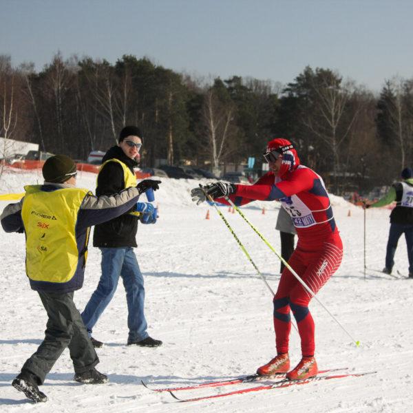 питание на лыжном марафоне