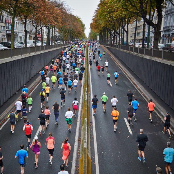 марафон, полумарафон