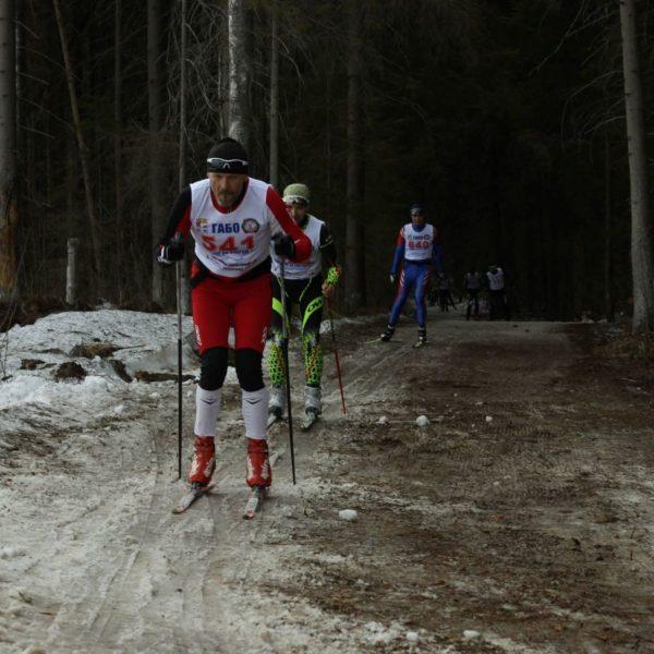 "Габо экстрим-марафон ""прощание со снегом"" 31.03.2019"