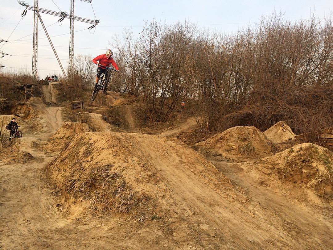 Николай Патрикеев - тренер по горному велосипеду (маунтинбайку)