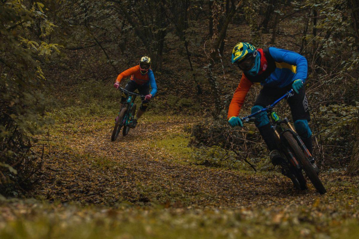 эндуро - дисциплина горного велосипеда