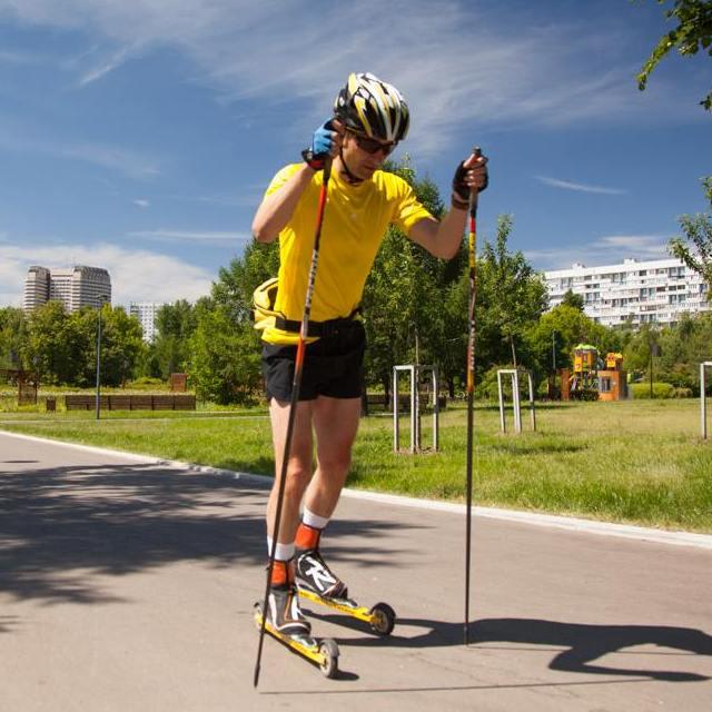 Игорь Педос - тренер по беговым лыжам и лыжероллерам