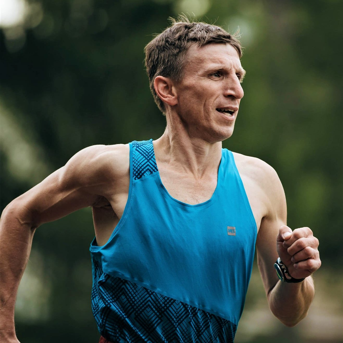 Владимир Метелкин - тренер по бегу