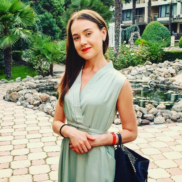 Ирина Окладникова - фитнес-нутрициолог, консультант по питанию