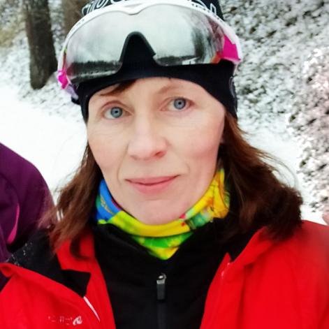 Ольга Полякова беговые лыжи, бег, велосипед