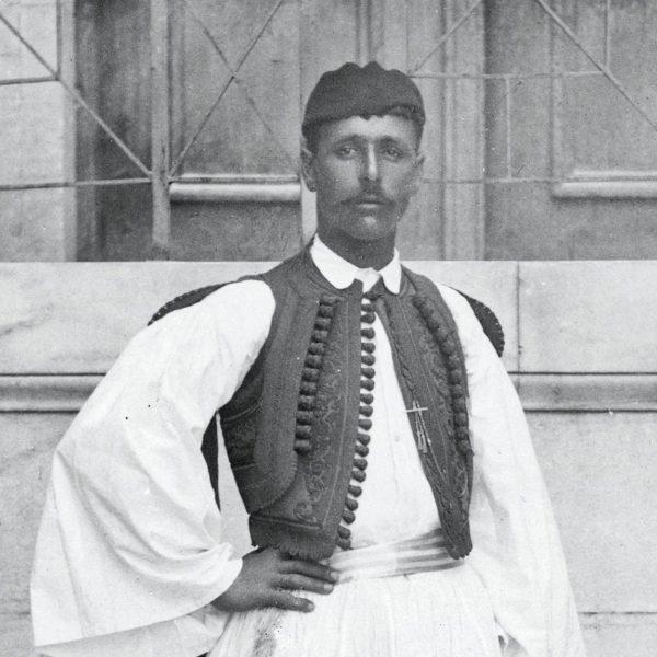 Спиридон Луис - победитель 1 марафона на Олимпиаде