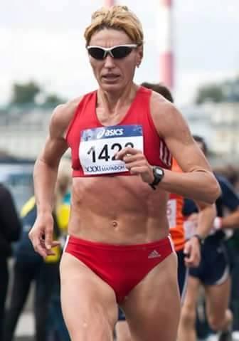 Татьяна Перепелкина тренер по бегу