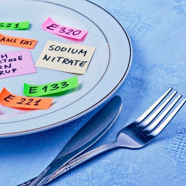 Е-индексы пищевых добавок