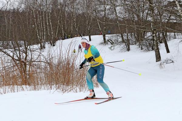 Кочнева Олеся - тренер по лыжным гонкам